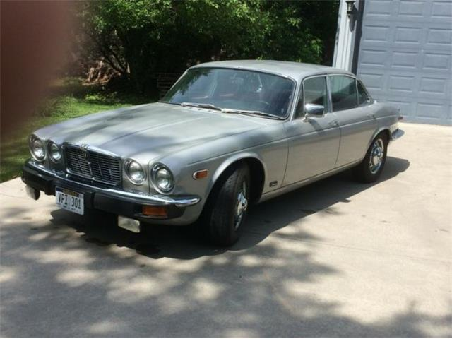 1978 Jaguar XJ12 (CC-1302704) for sale in Cadillac, Michigan