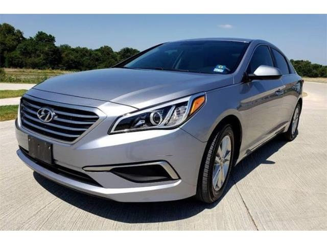 2016 Hyundai Sonata (CC-1302705) for sale in Cadillac, Michigan