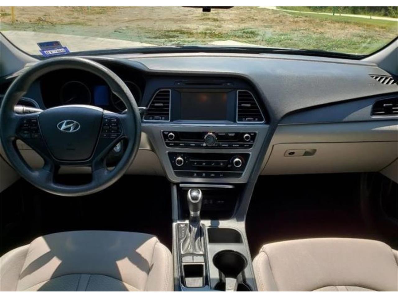 2016 Hyundai Sonata (CC-1302705) for sale in Cadillac, Michigan