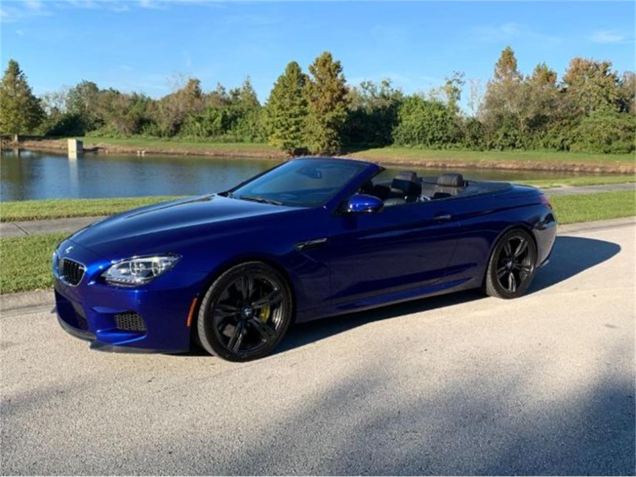 2012 BMW M6 (CC-1302709) for sale in Cadillac, Michigan