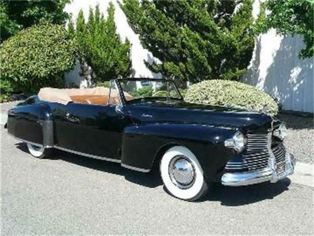 1942 Lincoln Continental (CC-1300271) for sale in Cadillac, Michigan