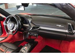 2014 Ferrari 458 (CC-1302711) for sale in Cadillac, Michigan
