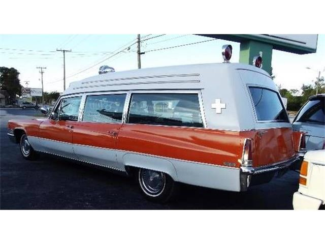 1969 Cadillac Ambulance (CC-1302715) for sale in Cadillac, Michigan