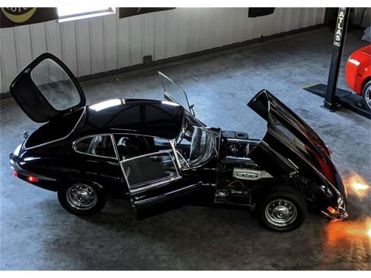 1971 Jaguar XKE Series III (CC-1302717) for sale in Cadillac, Michigan