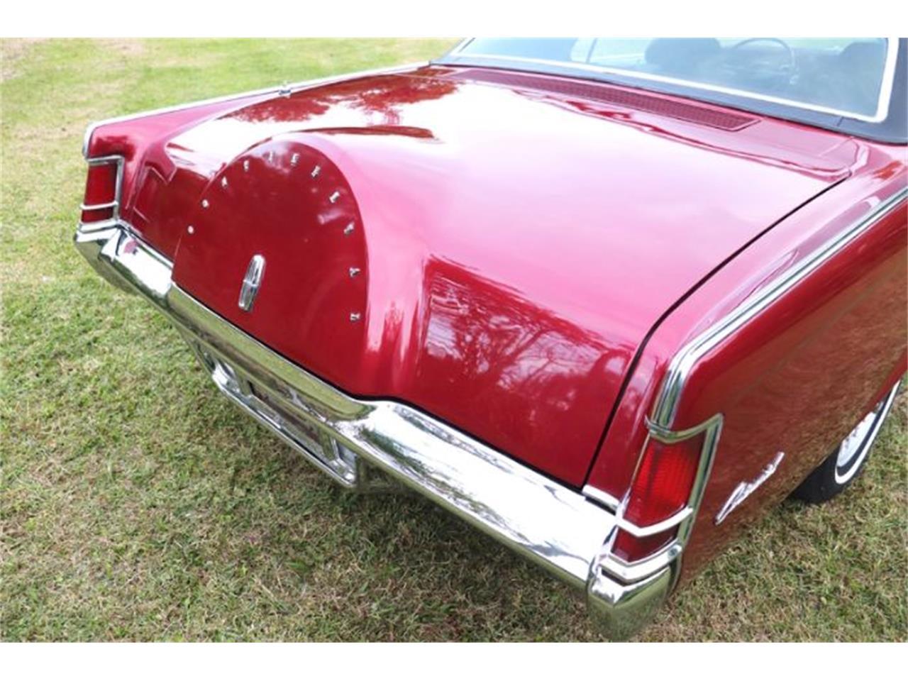 1969 Lincoln Continental (CC-1302718) for sale in Cadillac, Michigan