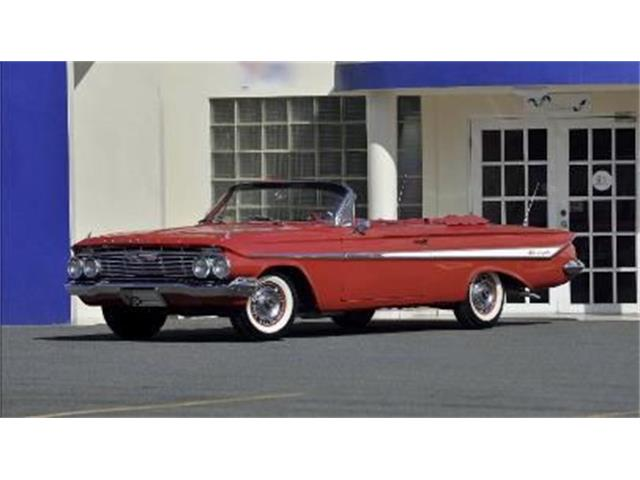 1961 Chevrolet Impala (CC-1300272) for sale in Cadillac, Michigan