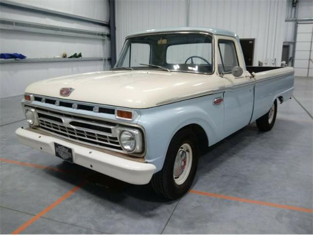 1966 Ford F100 (CC-1302722) for sale in Cadillac, Michigan