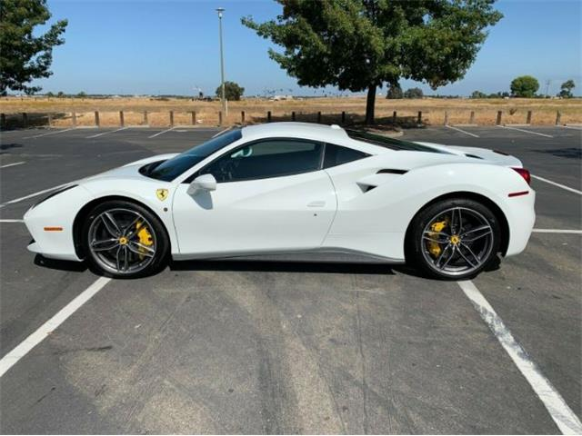 2016 Ferrari 488 GTB (CC-1302733) for sale in Cadillac, Michigan