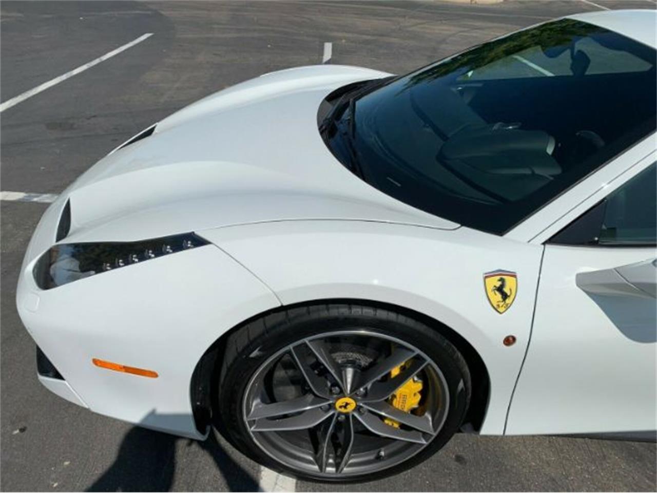 2016 Ferrari 488 GTB (CC-1302733) for sale in Cadillac, Michigan