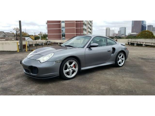2001 Porsche 911 Turbo (CC-1302736) for sale in Cadillac, Michigan