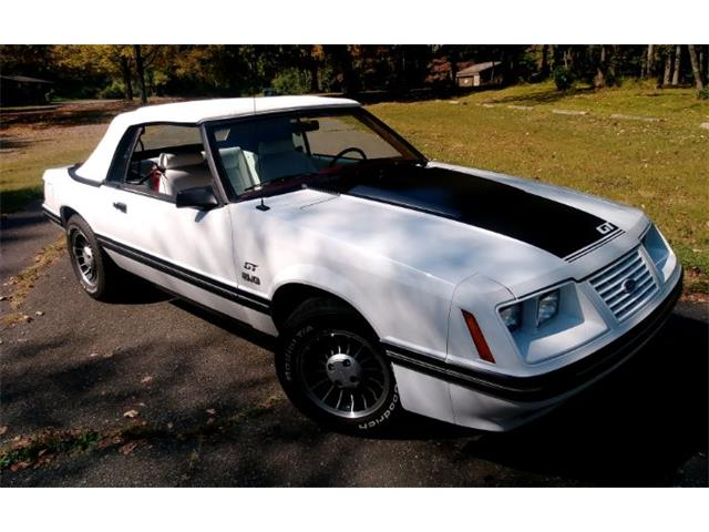 1984 Ford Mustang (CC-1302745) for sale in Cadillac, Michigan