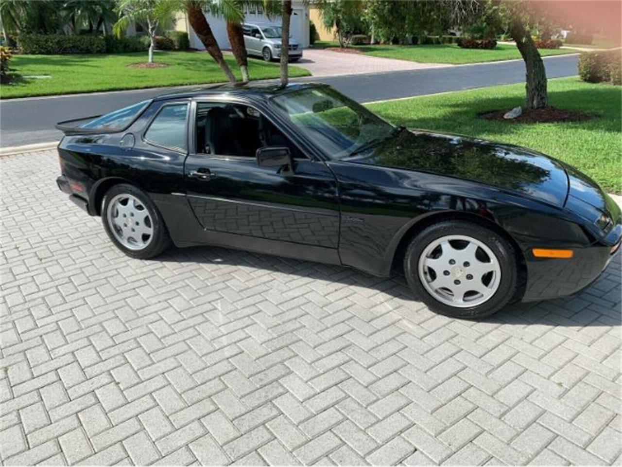 1990 Porsche 944 (CC-1302749) for sale in Cadillac, Michigan