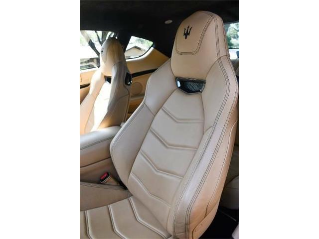 2013 Maserati GranTurismo (CC-1302751) for sale in Cadillac, Michigan