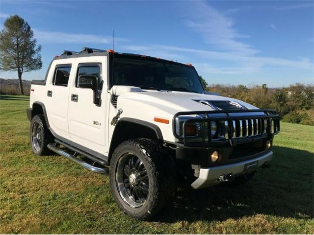 2009 Hummer H2 (CC-1302752) for sale in Cadillac, Michigan
