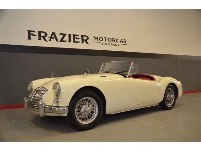 1960 MG MGA (CC-1302758) for sale in Lebanon, Tennessee