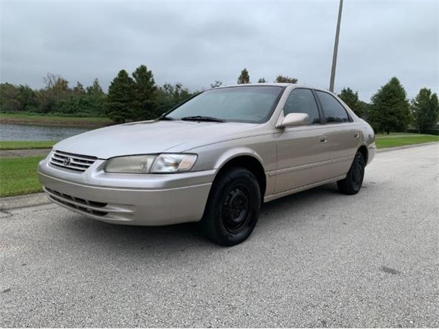 1997 Toyota Camry (CC-1300276) for sale in Cadillac, Michigan