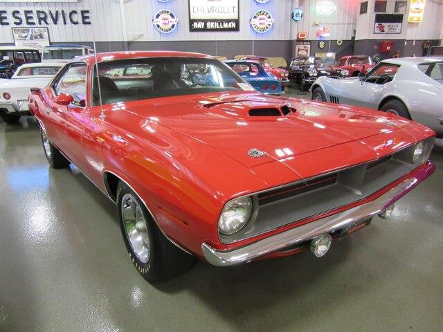 1970 Plymouth Cuda (CC-1302767) for sale in Greenwood, Indiana