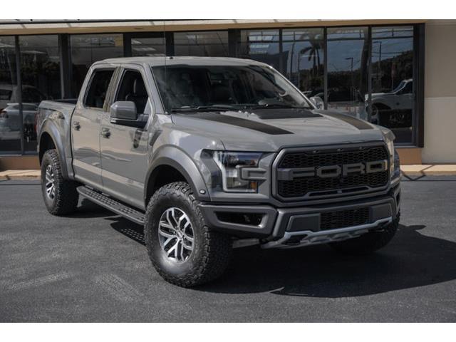 2018 Ford F150 (CC-1302785) for sale in Miami, Florida