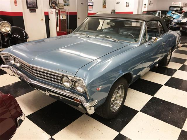 1967 Chevrolet Chevelle (CC-1302788) for sale in Malone, New York
