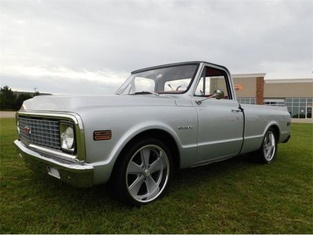 1971 Chevrolet C10 (CC-1300279) for sale in Cadillac, Michigan