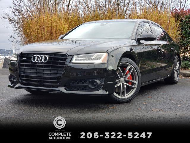 2017 Audi A8 (CC-1302794) for sale in Seattle, Washington