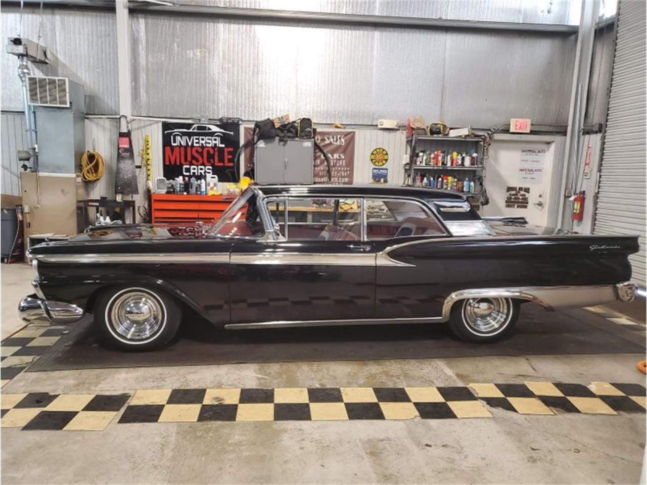 1959 Ford Galaxie (CC-1300028) for sale in Raleigh, North Carolina