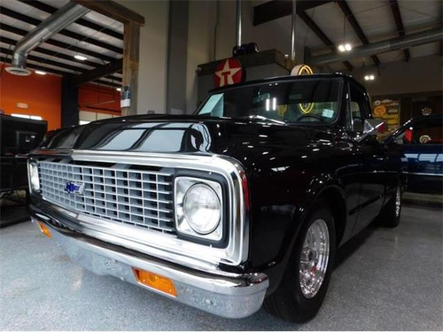1971 Chevrolet C10 (CC-1300280) for sale in Cadillac, Michigan