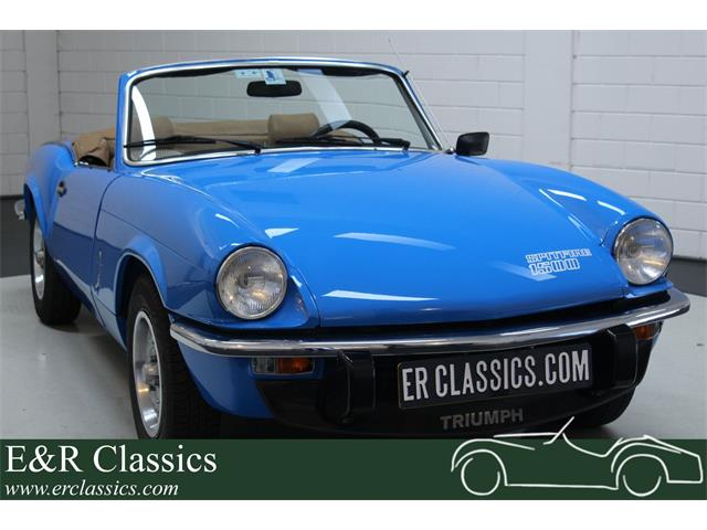 1979 Triumph Spitfire (CC-1302813) for sale in Waalwijk, Noord-Brabant