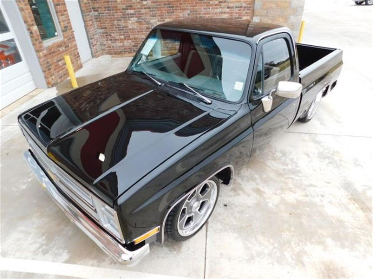 1983 Chevrolet Pickup (CC-1300282) for sale in Cadillac, Michigan