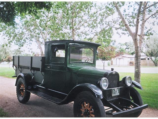 1928 Chevrolet 1 Ton Truck (CC-1302823) for sale in Weyburn, Saskatchewan