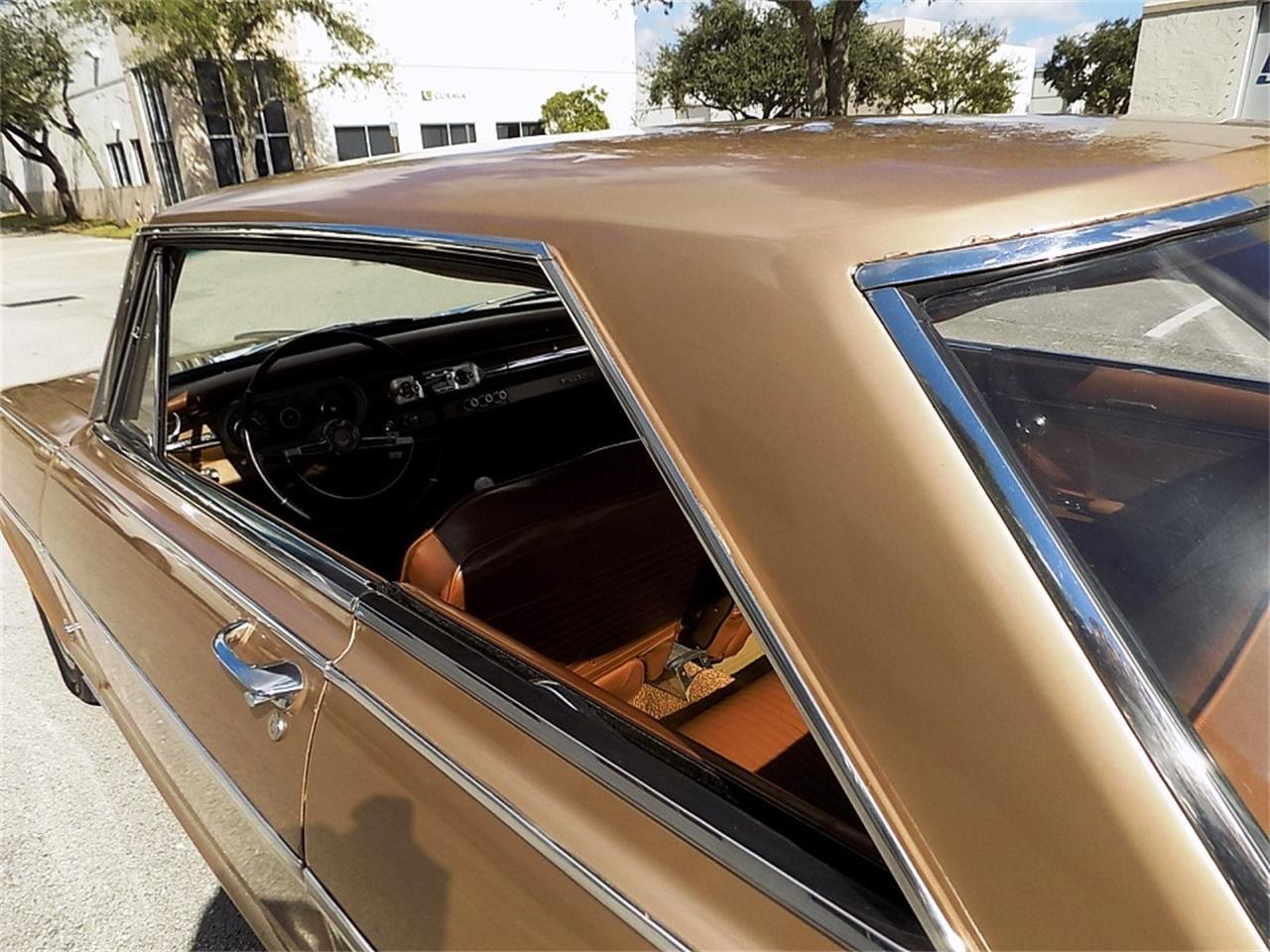 1963 Chevrolet Nova SS (CC-1302826) for sale in pompano beach, Florida