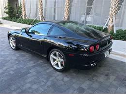 2005 Ferrari 575M Maranello (CC-1300283) for sale in Cadillac, Michigan