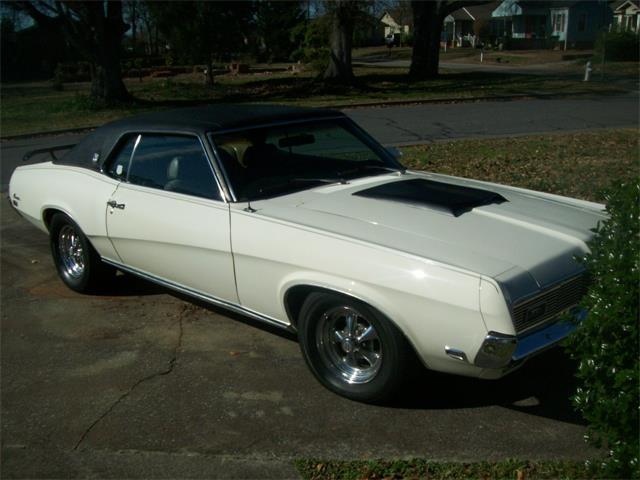 1969 Mercury Cougar XR7 (CC-1302832) for sale in Cartersville, Georgia