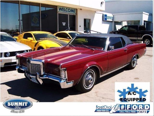 1969 Lincoln Continental Mark III (CC-1302840) for sale in Toronto, Ontario