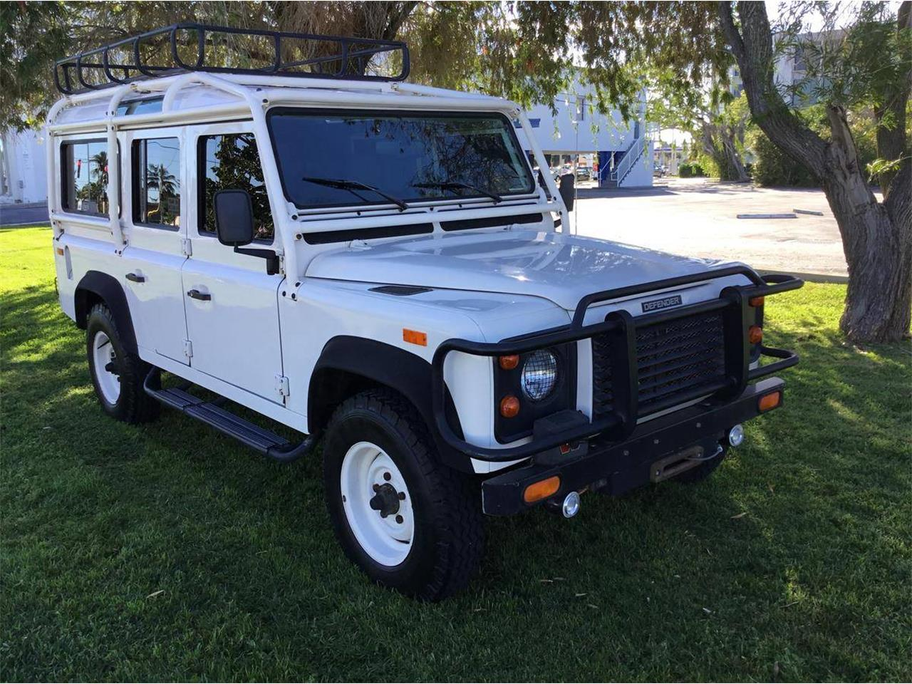 1993 Land Rover Defender (CC-1302844) for sale in Astoria, New York