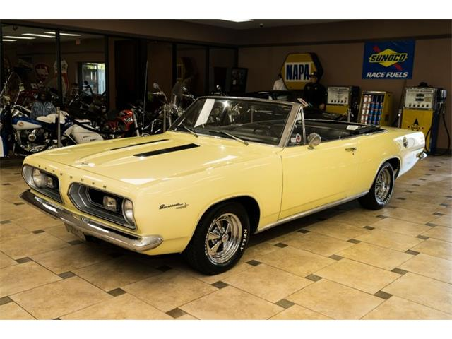 1967 Plymouth Barracuda (CC-1300285) for sale in Venice, Florida