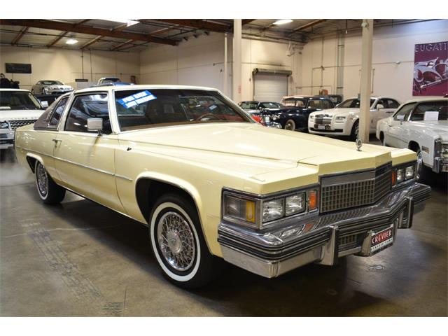 1979 Cadillac Coupe DeVille (CC-1302860) for sale in Costa Mesa, California