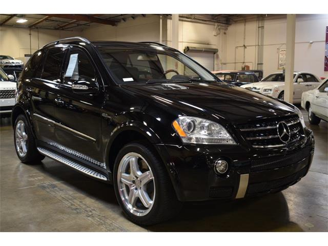 2008 Mercedes-Benz ML63 (CC-1302862) for sale in Costa Mesa, California