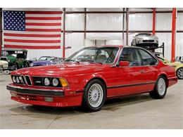 1988 BMW M6 (CC-1302875) for sale in Kentwood, Michigan