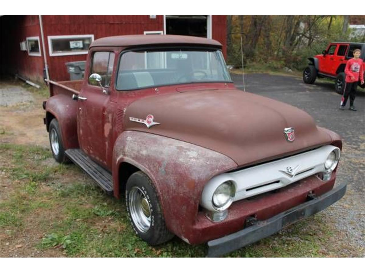 1956 Ford F100 (CC-1300288) for sale in Cadillac, Michigan