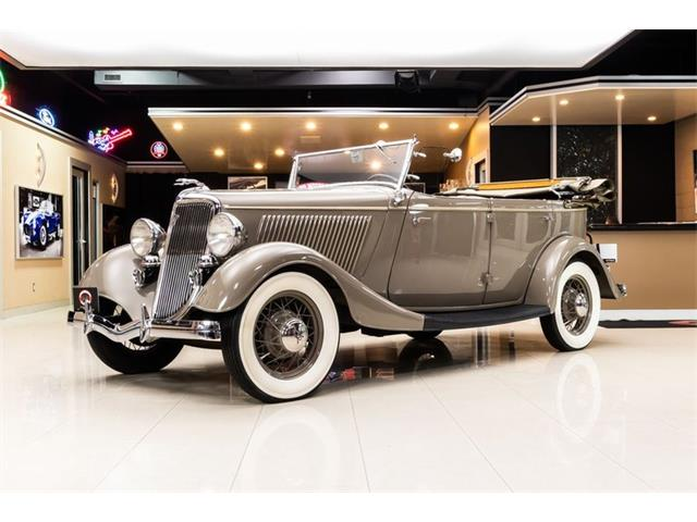 1934 Ford Phaeton (CC-1302883) for sale in Plymouth, Michigan