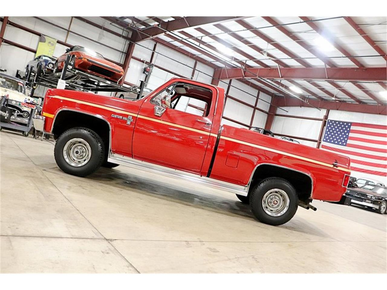 1986 Chevrolet K-10 (CC-1302891) for sale in Kentwood, Michigan