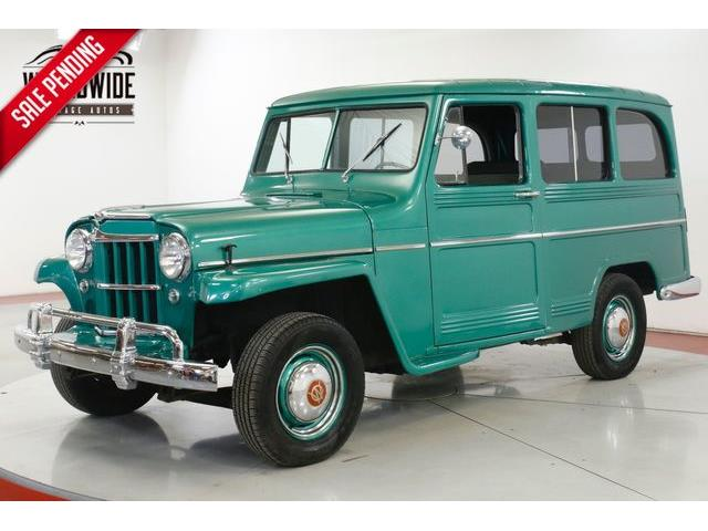 1959 Willys Wagoneer (CC-1302907) for sale in Denver , Colorado