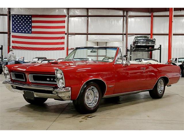 1965 Pontiac GTO (CC-1302910) for sale in Kentwood, Michigan