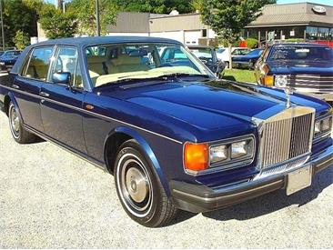 1984 Rolls-Royce Silver Spur (CC-1302911) for sale in Stratford, New Jersey