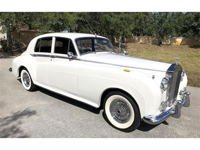 1961 Rolls-Royce Silver Cloud II (CC-1302918) for sale in Stratford, New Jersey