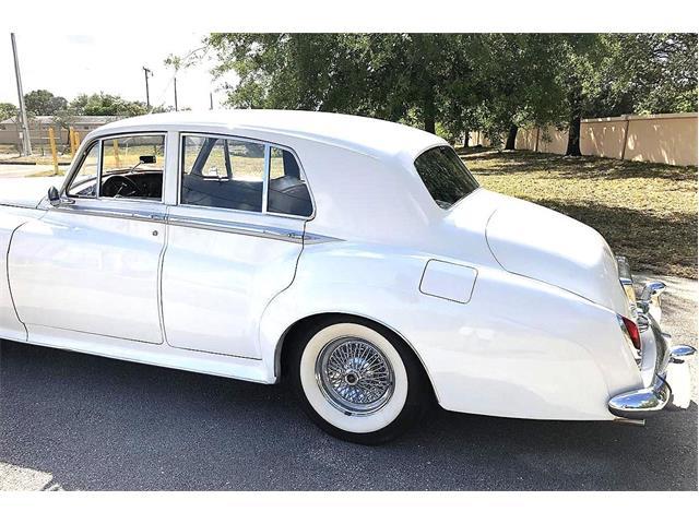 1961 Rolls-Royce Silver Cloud II (CC-1302918) for sale in Stratford, New Jersey