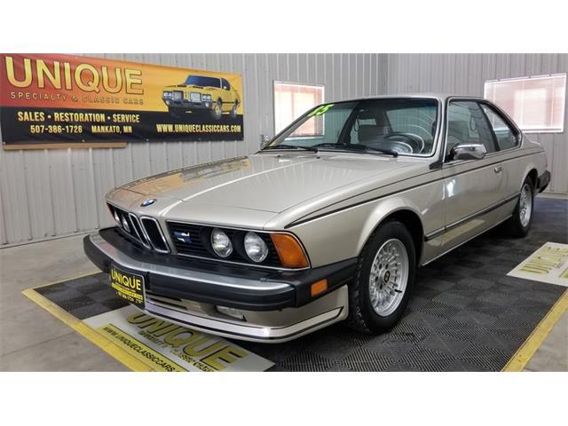 1985 BMW 635 (CC-1302925) for sale in Mankato, Minnesota