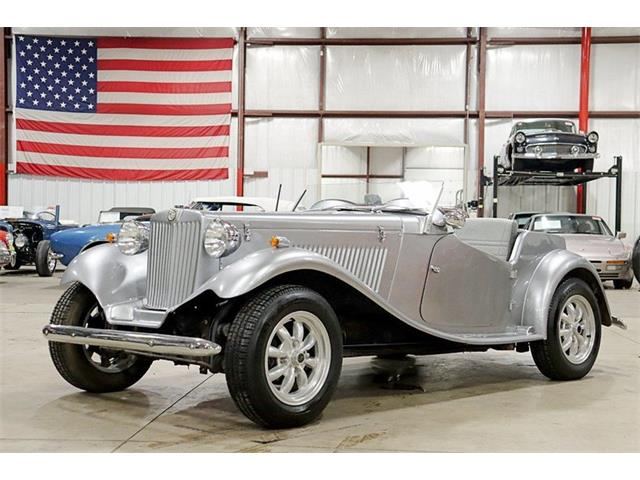 1952 MG TD (CC-1302926) for sale in Kentwood, Michigan