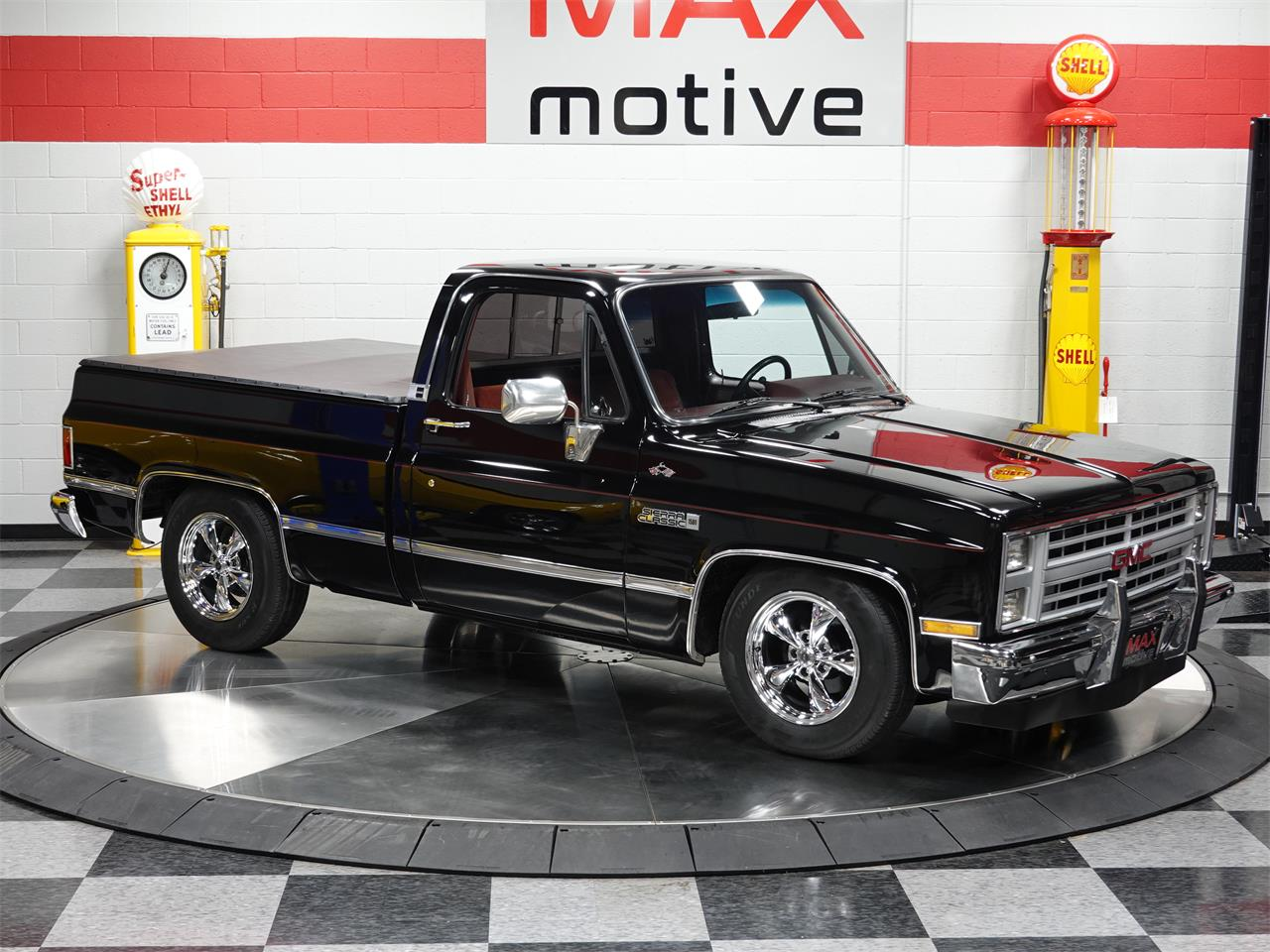 1985 GMC Sierra 1500 (CC-1302929) for sale in Pittsburgh, Pennsylvania